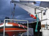 Rescue Boat davit