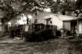 Farmhouse, side view