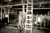 Barn, first floor