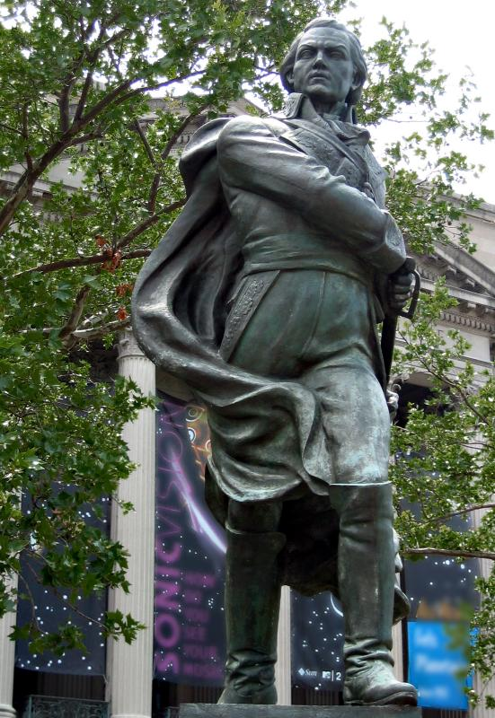 <b>Benj.Franklin Pkwy</b> Francisco de Miranda<br>2464