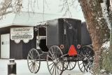 amish carriage shop