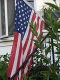 our house flag