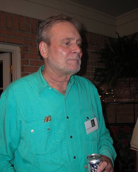 George Barnes  2003