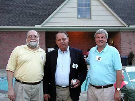 Tim Mowry, Stanley Justis, Ray Inman