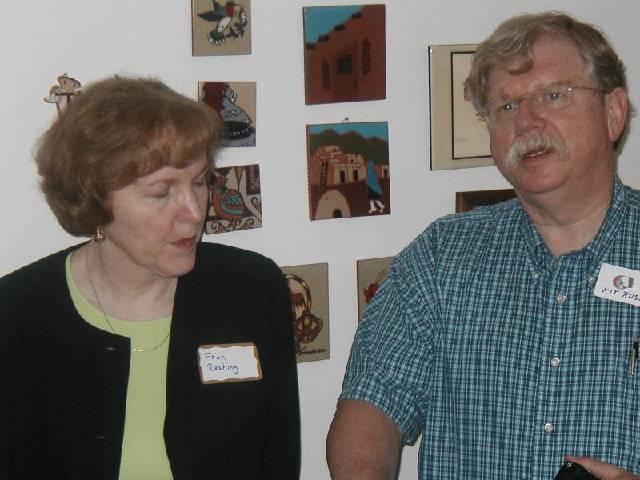 Kit and Frances Rushing