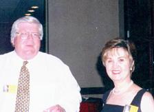 Mike Blackwell and Carol Thompson