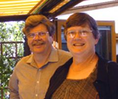 Harriet and Peter