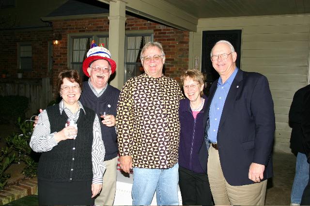 Jim Bob Dorothy and John & Marilyn Meeks