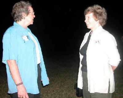 Pat Moody  and Dana Bender   2003