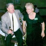 Mickey & Jill Emmons 1998