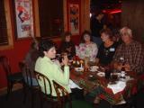 Lynn Pepper, Paula Sharpe Thetford, Lana (Mrs. Garry) Solomon, Jo Ann  and Larry Solomon