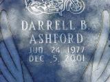visiting with Darrell B. Ashford