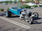 1922 T Bucket roadster
