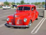 1940 P10 Plymouth