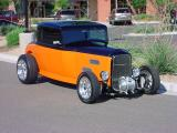 1931 Ford 3 Window