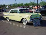 1957 four door hardtop
