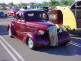 37 chevy two door
