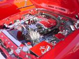 Ford Mustang motor