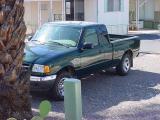 old green truck club