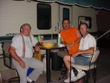 Rick, Jeff and Kenny  4th of July celebration  -----------  >>>>>