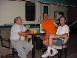 Kenny tells a joke  July 4th 2005