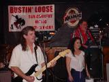 The Bustin' Loose Band The Curve Oct 29th 2005