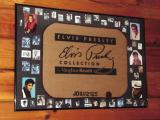 Mary put this blend of Elvis pictures and the bed box together!