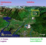 La Valtellina e il Lago di Como - Morbegno