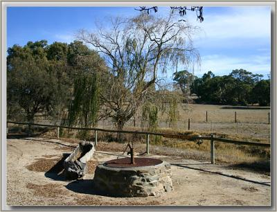 Herbig's well & water trough