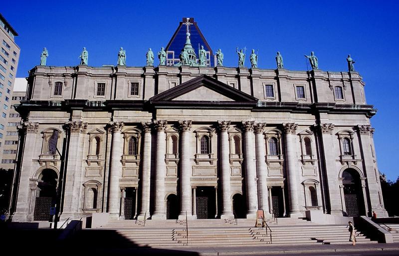 La Basilique Marie-Reine-du-Monde
