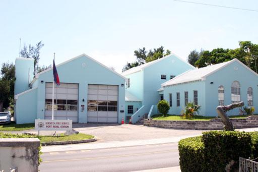 Port Royal Station