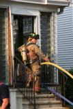 Glenwood Ave. Fire (Stratford) 6/26/05