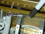right stick detachable.  canon plug