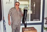 Wild Thing Tour Trumpet returned to it's maker