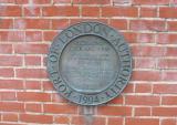 Richmond Lock and Weir, also called Richmond footbridge.
