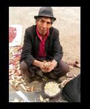 Street vendor - before