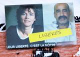 Release of Florence AUBENAS and Hussein HANOUN