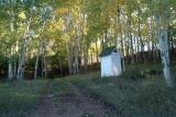 The worlds most scenic outhouse!