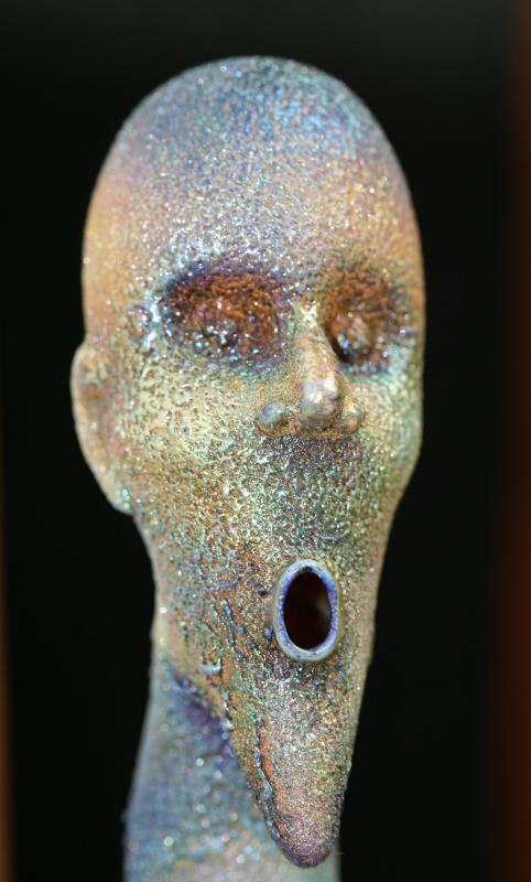 Robert Mickelsen sculpture