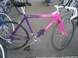 Janet's 1992 Klein Performance Sport Touring bike