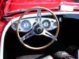 Healey 100M replica wheel