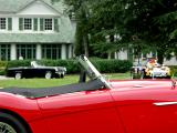 Austin-Healey Conclave 2005 - Winston Salem, North Carolina