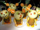 fruit monkeys of love & marriage