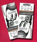 June 23 2005    Spurs Game 7.... $3000 depreciation.