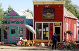 July 12 2005 , Breakfast rush hour, Crested Butte, Colorado