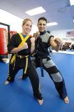 10 22 05 Lauren Karate Graduation