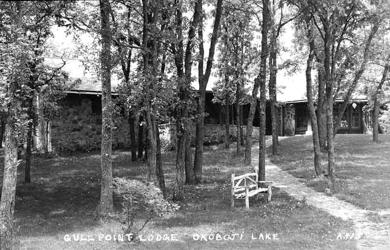Gull Point Lodge