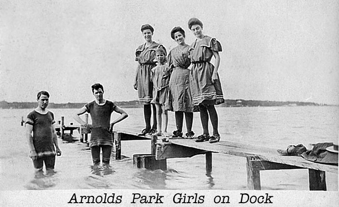 Arnolds Park 1908