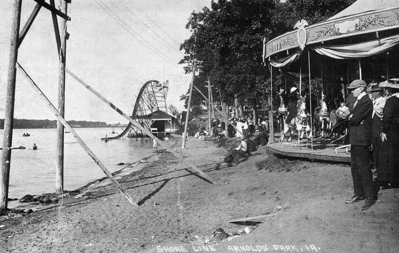 Shore Line Arnolds Park