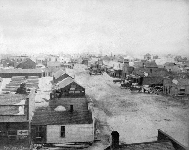 Milford 1900